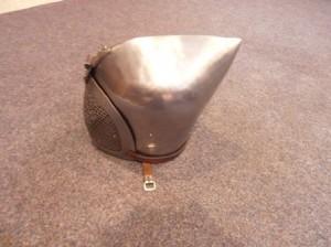 Soubojová helma s drátěným hledím, 12.st., 3 200